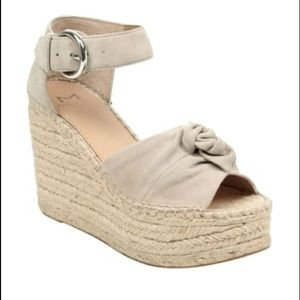 Marc Fisher Anty Espadrille Wedge